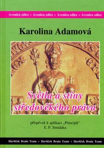 Obrázok Světla a stíny středověkého práva