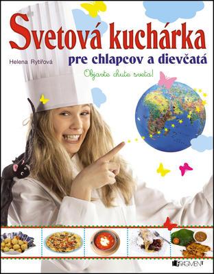 Obrázok Svetová kuchárka pre chlapcov a dievčatá