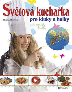 Obrázok Světová kuchařka pro kluky a holky