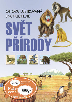 Svět přírody (Ottova ilustrovaná encyklopedie)