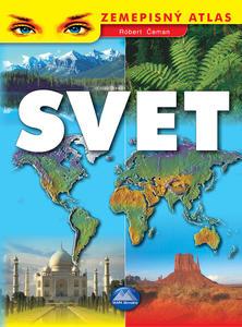 Obrázok Svet Zemepisný atlas