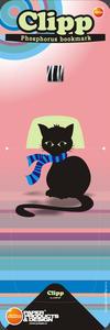 Obrázok Svítící záložka Kočka - SZ 005