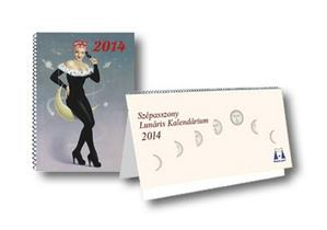 Obrázok Szépasszony Lunáris kalendáriuma 2014