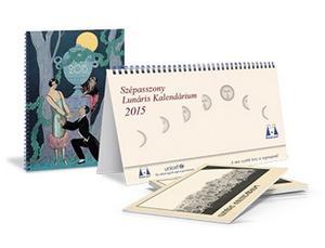 Obrázok Szépasszony Lunáris kalendáriuma 2015