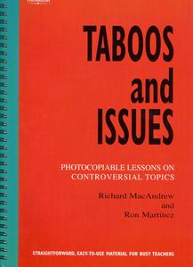Obrázok Taboos and Issues