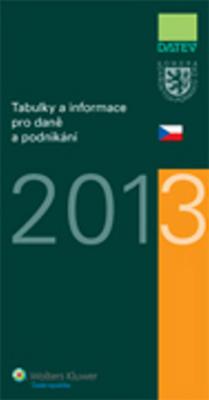 Obrázok Tabulky a informace pro daně a podnikání 2013