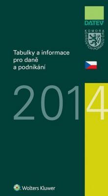 Obrázok Tabulky a informace pro daně a podnikání 2014