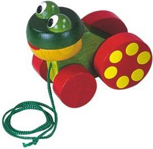 Obrázok Tahací žabka