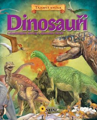 Obrázok Tajemná knížka Dinosauři