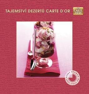 Obrázok Tajemství dezertů Carte d´Or