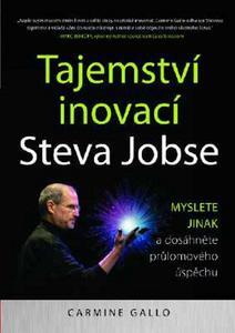 Obrázok Tajemství inovací Steva Jobse