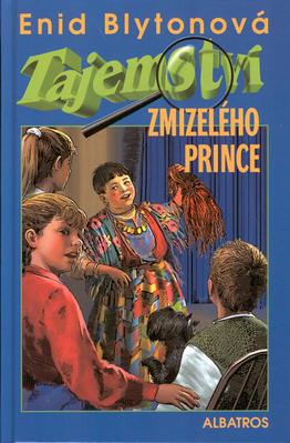 Obrázok Tajemství zmizelého prince