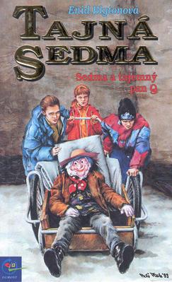 Obrázok Tajná sedma  6 Sedma a tajemný