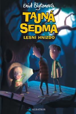 Obrázok Tajná sedma Lesní hnízdo (3. díl)
