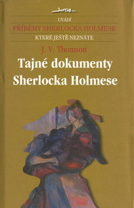 Obrázok Tajné dokumenty Sherlocka Holmese