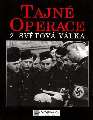 Obrázok Tajné operace 2. světová válka