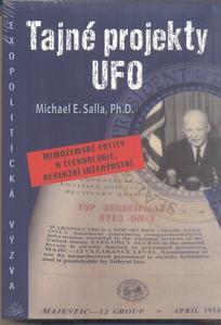 Obrázok Tajné projekty UFO
