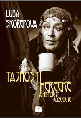 Obrázok Tajnosti herecké a historky rozverné