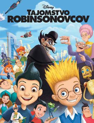 Obrázok Tajomstvo Robinsonovcov