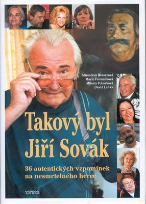 Obrázok Takový byl Jiří Sovák