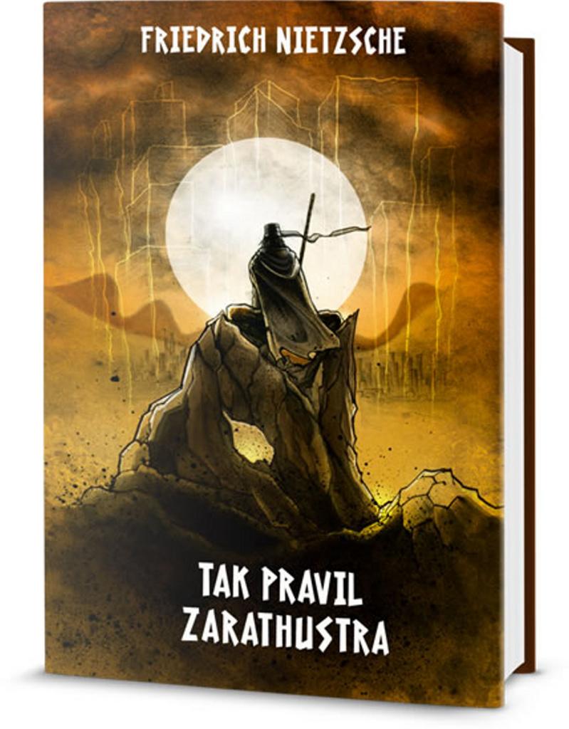 Omega Tak pravil Zarathustra - Friedrich Nietzsche