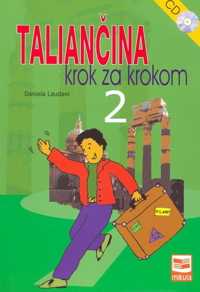 Taliančina krok za krokom 2 - Daniela Laudani