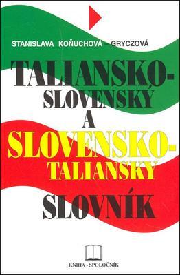 Obrázok Taliansko-slovenský a slovensko-taliansky slovník