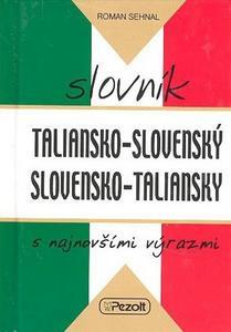 Obrázok Taliansko - slovenský slovensko - taliansky slovník s najnovšími výrazmi