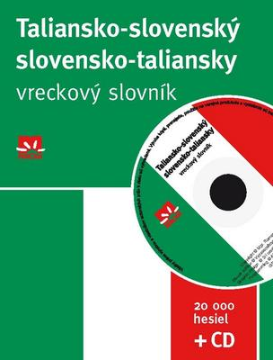 Obrázok Taliansko-slovenský slovensko-taliansky vreckový slovník