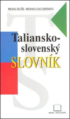 Obrázok Taliansko-slovenský slovník
