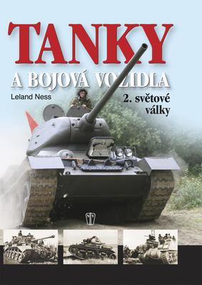 Obrázok Tanky a bojová vozidla 2.světové války