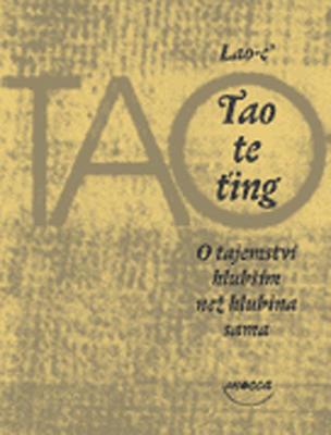 Obrázok Tao te ťing O tajemství hlubším než hlubina