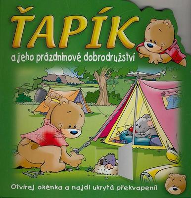 Obrázok Ťapík a jeho prázdninové dobrodružství