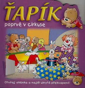 Obrázok Ťapík poprvé v cirkuse