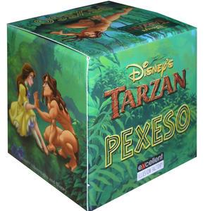 Obrázok Tarzan - pexeso