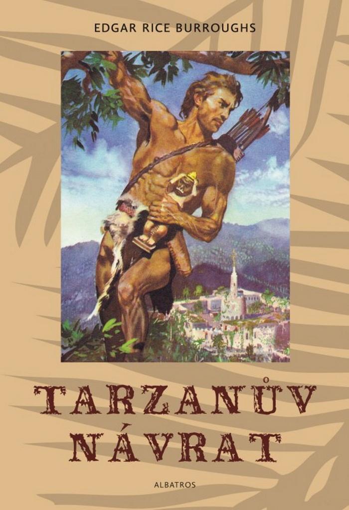 Tarzanův návrat - Edgar Rice Burroughs