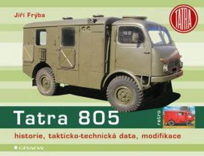 Obrázok Tatra 805