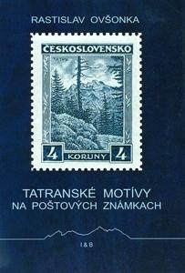 Obrázok Tatranské motívy na poštových známkach