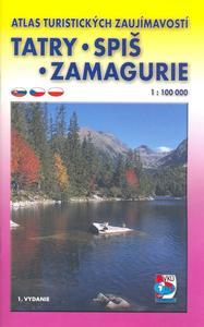 Obrázok Tatry Spiš Zamagurie 1 : 100 000
