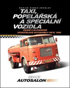 Obrázok Taxi, popelářská a speciální vozidla