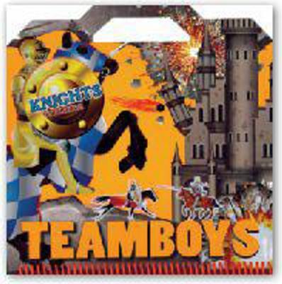 Obrázok TEAMBOYS Knights Stickers!