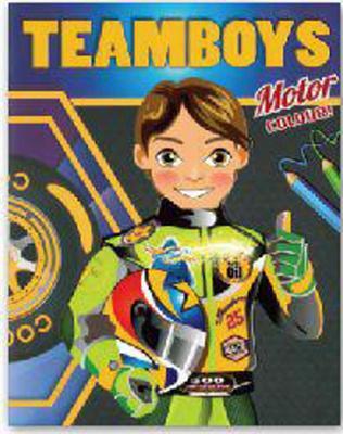 Obrázok TEAMBOYS Motor Colour!