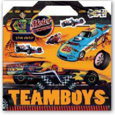 Obrázok TEAMBOYS Motor Stickers!