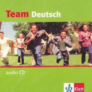 Obrázok Team Deutsch (audio CD)