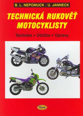 Obrázok Technická rukověť motocyklisty
