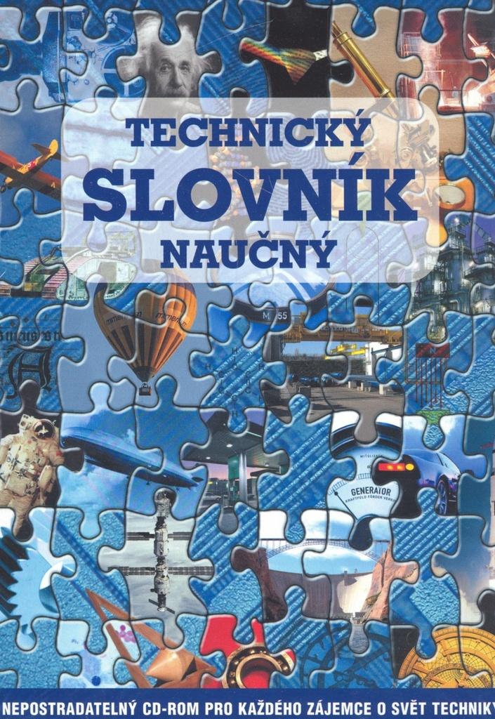 Technický slovník naučný - Kolektiv autorů