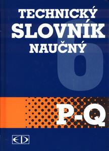 Obrázok Technický slovník naučný P-Q