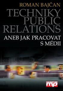 Obrázok Techniky public relations aneb jak pracovat s médii