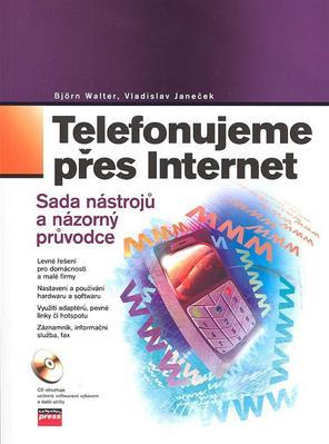 Obrázok Telefonujeme přes internet + CD ROM