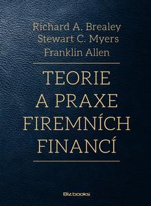 Obrázok Teorie a praxe firemních financí